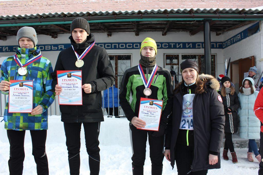 """""""Лыжня России - 2019"""" в Коркинском районе"""