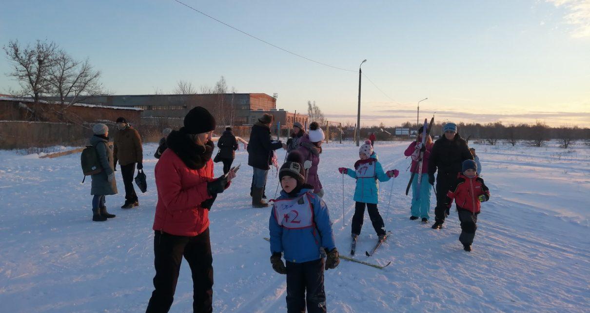 Завтра в Коркинском районе «Лыжня России»!