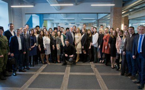 Борис Дубровский станет наставником одной из команд проекта «Молодежь. Будущее территорий»