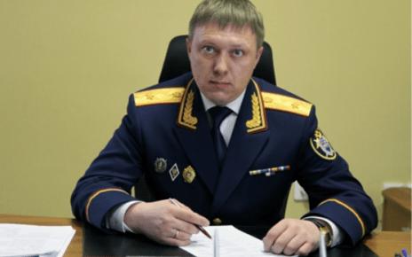 В среду приём коркинцев проведёт Денис Чернятьев