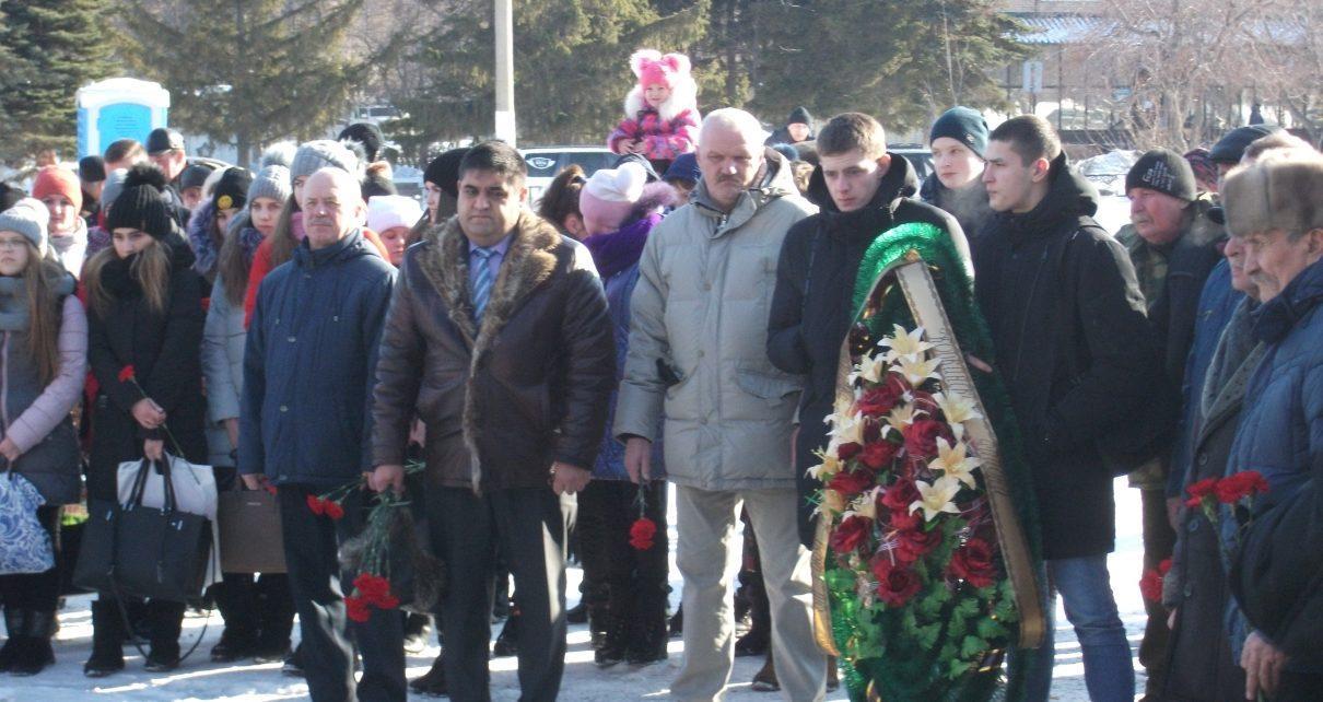 Митинг состоится 15 февраля в Коркино