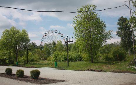 Жители хотят, чтобы в Коркино продолжилось благоустройство парка