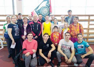Команда Коркинского района приняла участие в зимнем фестивале ГТО