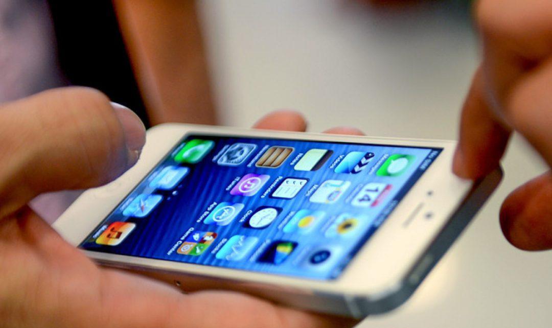 В строительном магазине Коркино продавец украл телефон у покупательницы