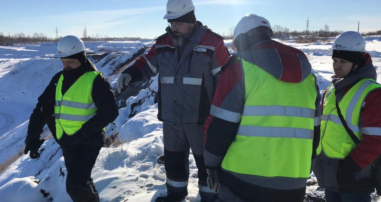 Николай Джемилев рассказал о первых результатах работы на угольном разрезе «Коркинский»
