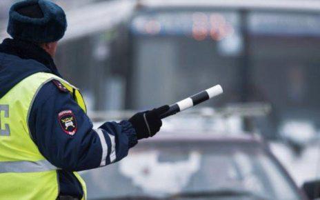 Более 20 человек привлекли к ответственности сотрудники ГИБДД по результатам рейда