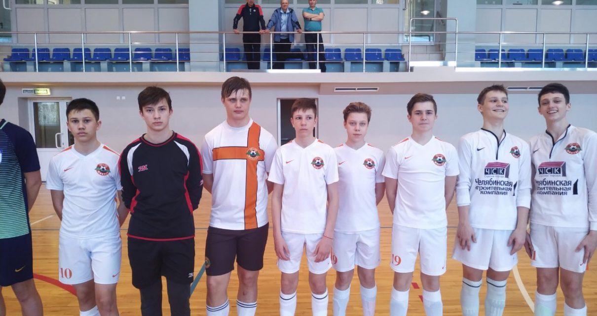 Коркинские мальчишки первые в ДЮФЛ впервые за 10 лет!