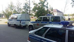 В майские праздники коркинские полицейские работают в усиленном режиме
