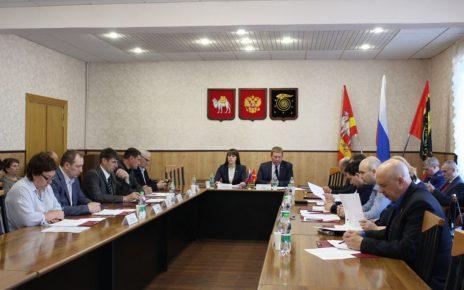 Какие главные вопросы приняли на заседании депутаты Собрания Коркинского района?