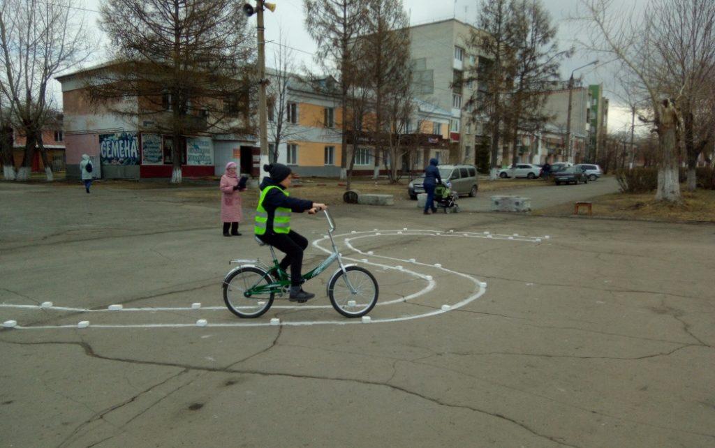 Команда одиннадцатой школы будет представлять Коркинский район на областных соревнованиях «Безопасное колесо»