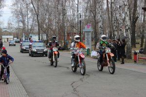 23 апреля в Коркино прибудут участникиавтопробега Росгвардии