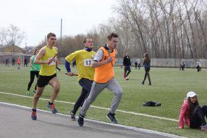 В Коркинском районе в Первомай состоится легкоатлетическая эстафета