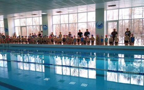 В районном первенстве по плаванию участвовали 60 юных коркинцев