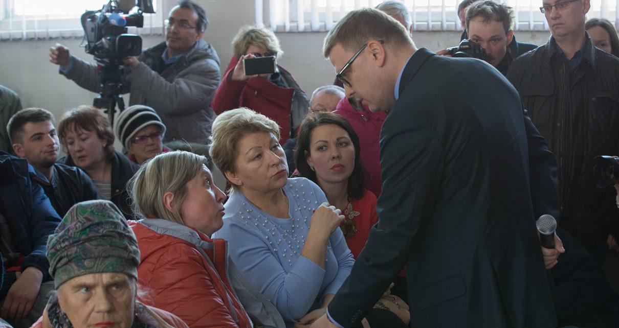 Алексей Текслер контролирует вопрос расселения жильцов дома в Магнитогорске