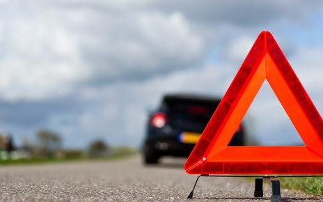 ДТП в Коркино: дорогу не поделили «Мерседес Бенц» и ОКА
