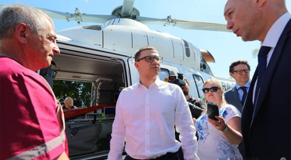 В Челябинской области запустили санитарную авиацию