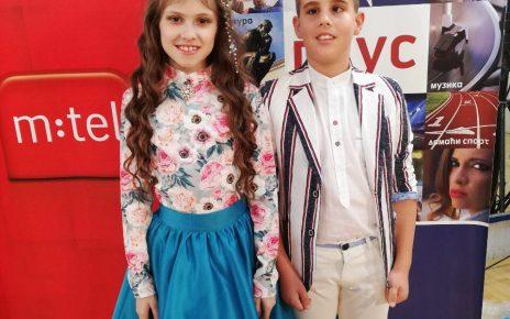Вера Кашина из Коркино стала второй в Бане Лука!