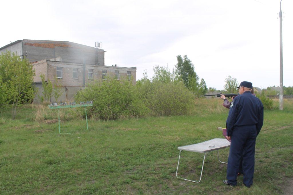 Коркинские ребята прошли «Школу безопасности»