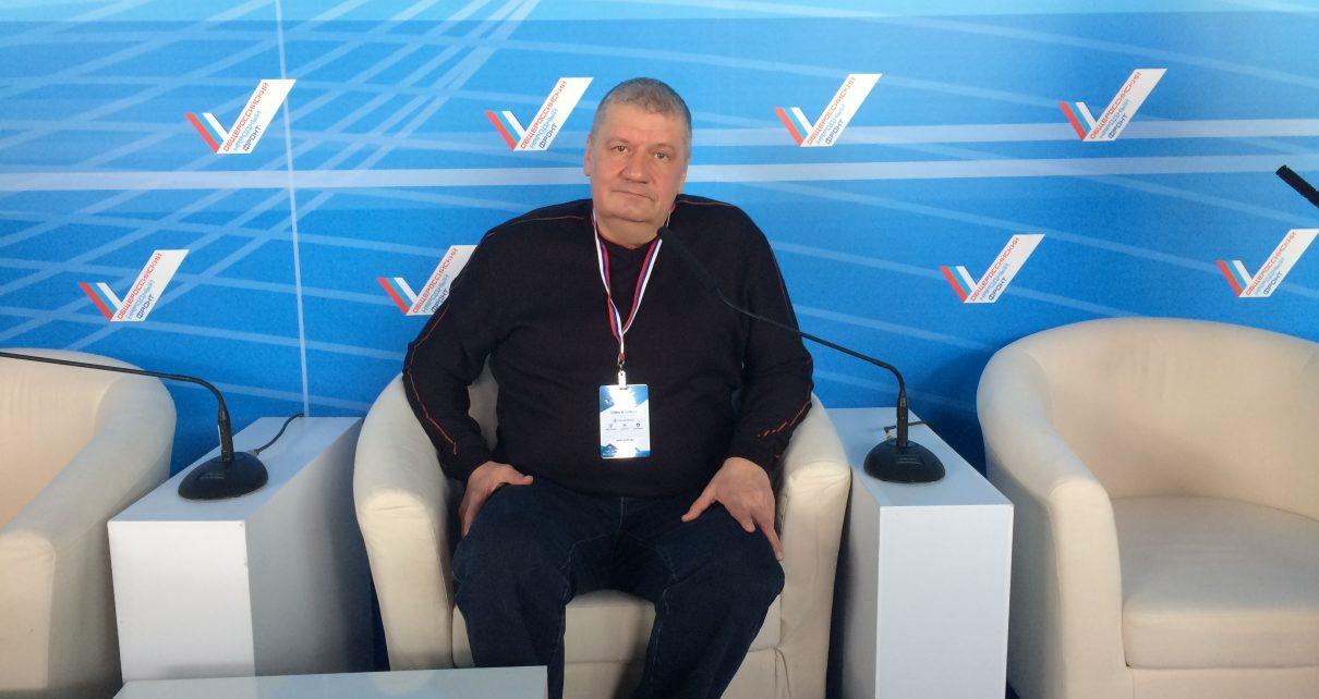 Заместитель главного редактора «Горняцкой правды» Юрий Сейидов летит в Сочи за наградой!