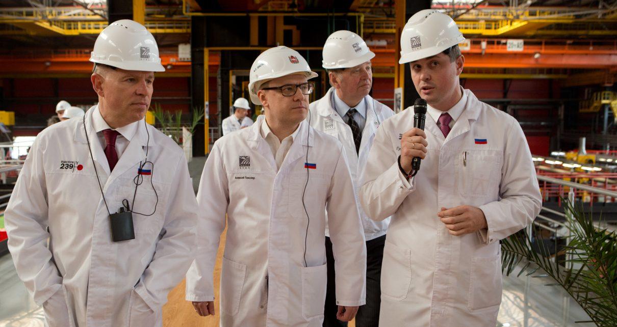 Алексей Текслер предложил создать министерство промышленности