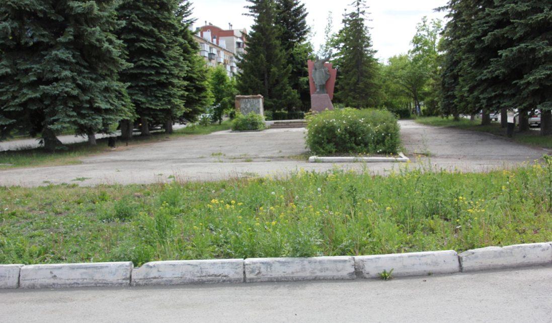 Почему в Коркино клумбы заросли бурьяном