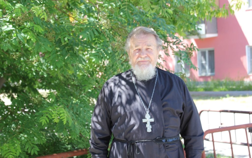 Коркинец Валерий Малаховназначен настоятелем храма Пластовского района