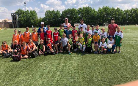 Юные коркинцы участвовали вчетвёртом Кубке «Натурального продукта» по мини-футболу