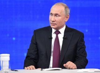 Владимир Путин ответил на 79 вопросов. Ему показали один из ФАПов Челябинской области