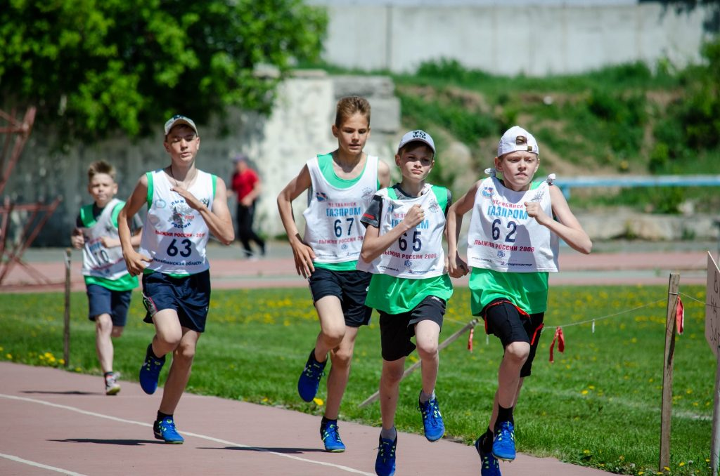 Коркинская школа лучшая на Президентских спортивных играх!