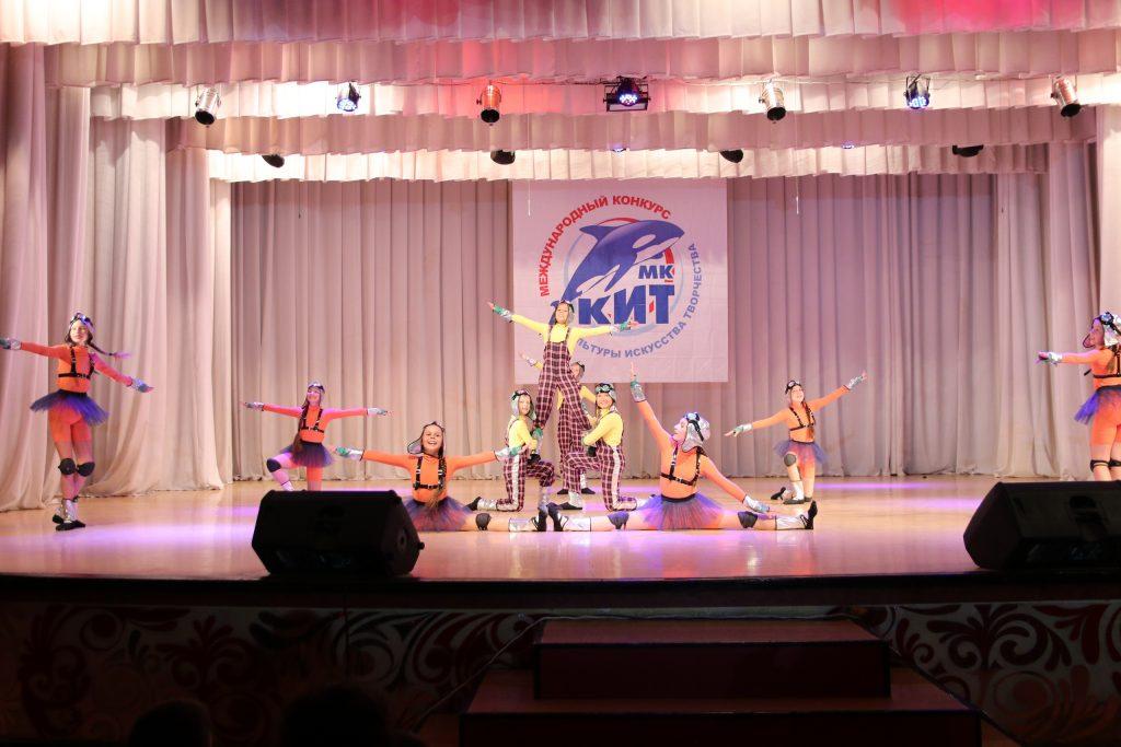 «Гран-при» в финале международного конкурса завоевало «Аллегро» из Коркино!