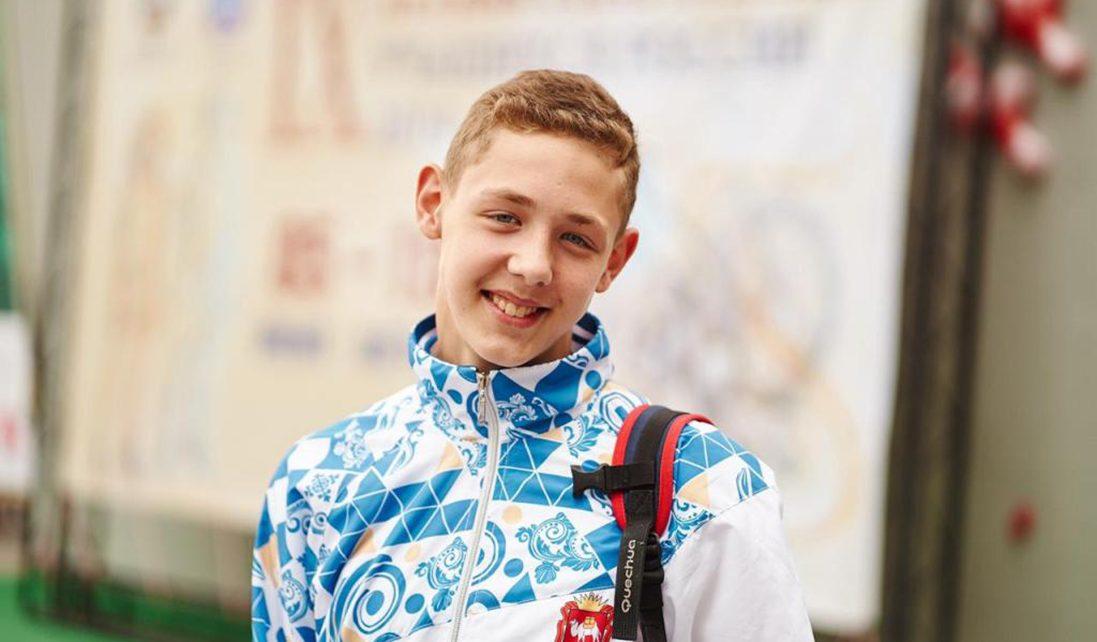 Коркинцы Ксения Лаврентьева и Егор Уткин завоевали серебряные медали