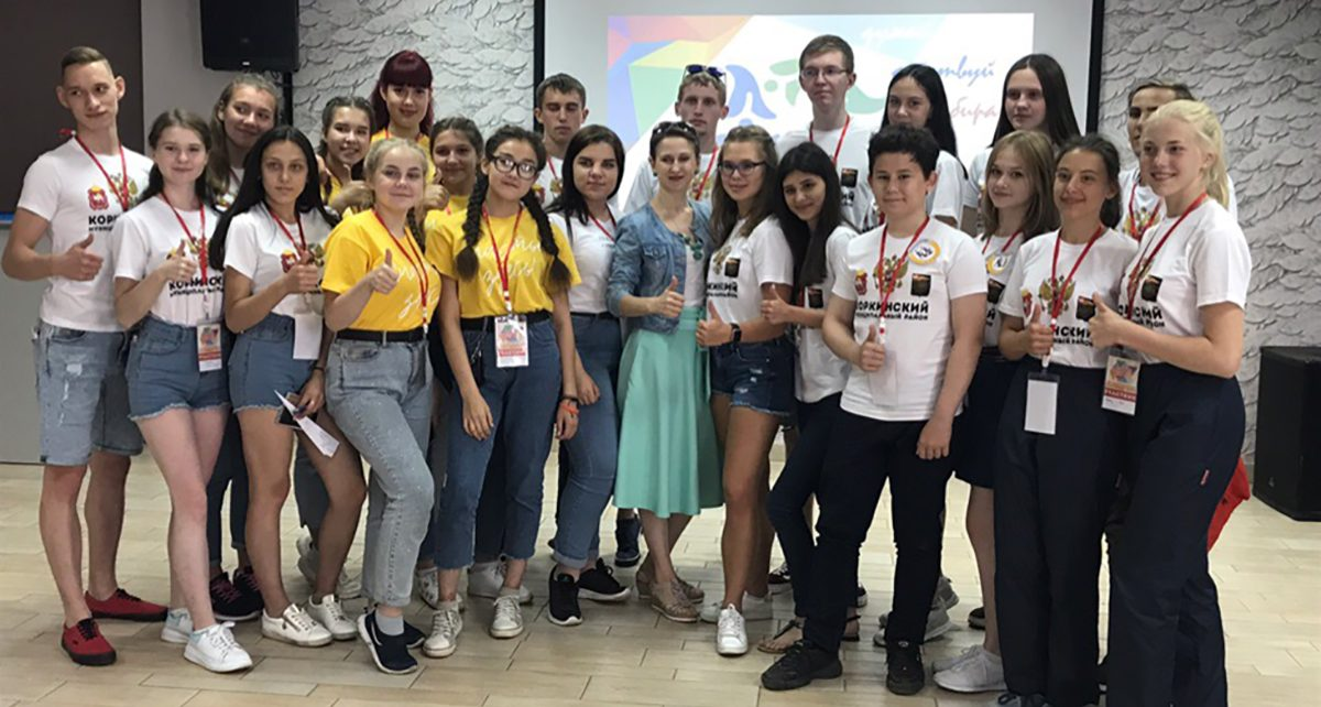 Коркинская школа получила грант 30 тысяч рублей