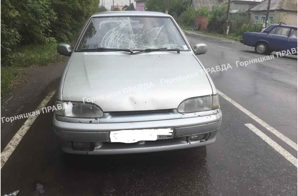 В Коркино 30-летний водитель сбил пешехода