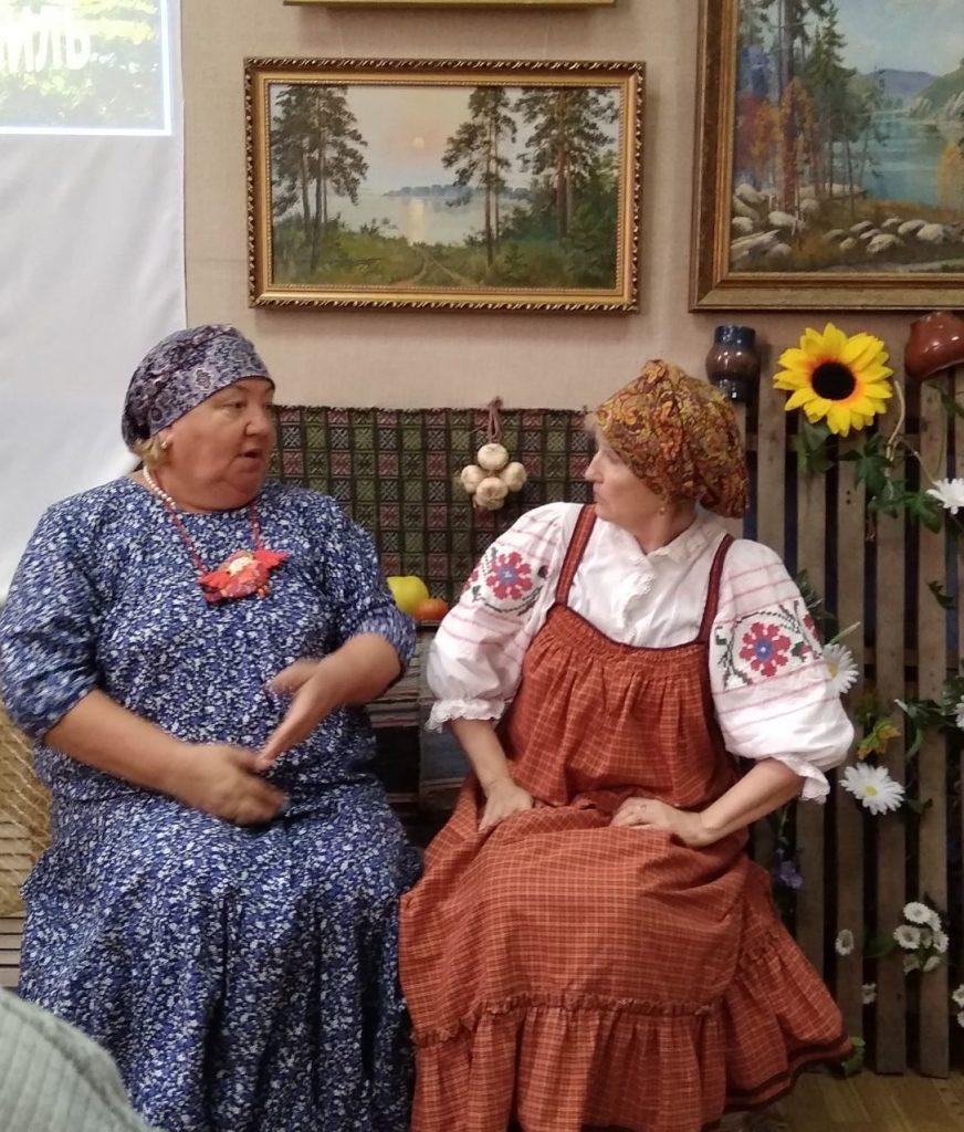 В выставочном зале Коркино презентовали две выставки