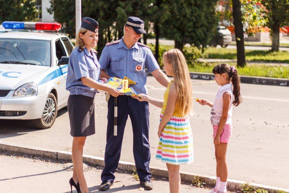 В преддверии нового учебного года ГИБДД проверит безопасность на дорогах