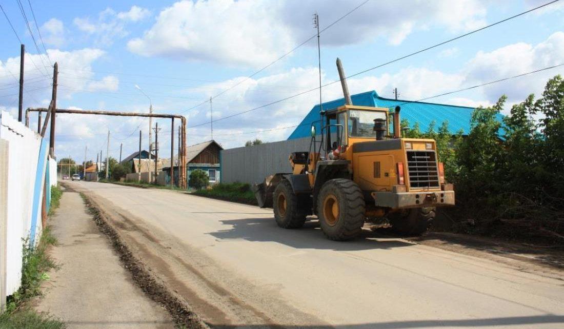 В Коркино начался ремонт дороги на ещё одной улице