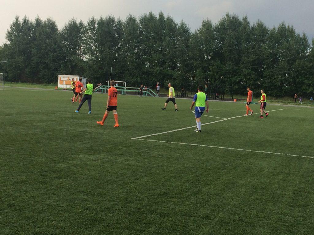 Матч-зажигалка на 32-м турнире по мини-футболу на призы главы района и «Горнячки»!