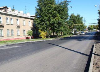 В Коркино заасфальтировали три дороги