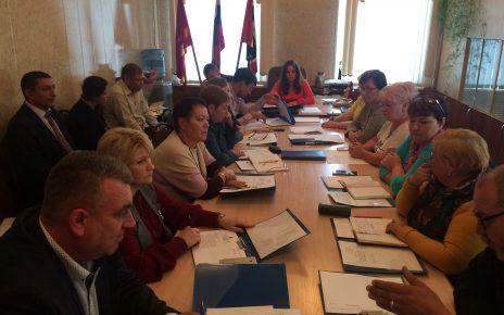 Розинские депутаты назначили публичные слушания по объединению поселений в Коркинский муниципальный округ