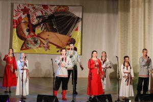 Музыканты и вокалисты выступили в Коркинском районе