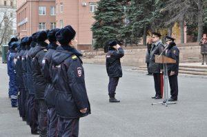 Коркинские полицейские получили новый автозак