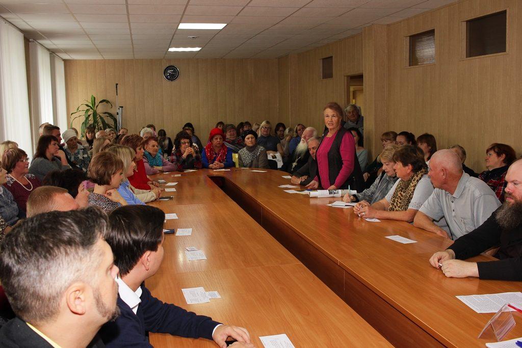 Жители Коркинского поселения поддержали инициативу объединения