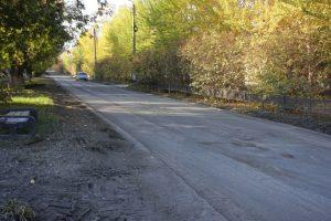 В Коркино продолжается ремонт дорог