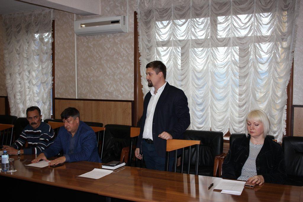 Изменения в Общественной палате Коркинского района