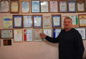 Сегодня юбилей отмечает заместитель главного редактора «Горнячки» Юрий Сейидов