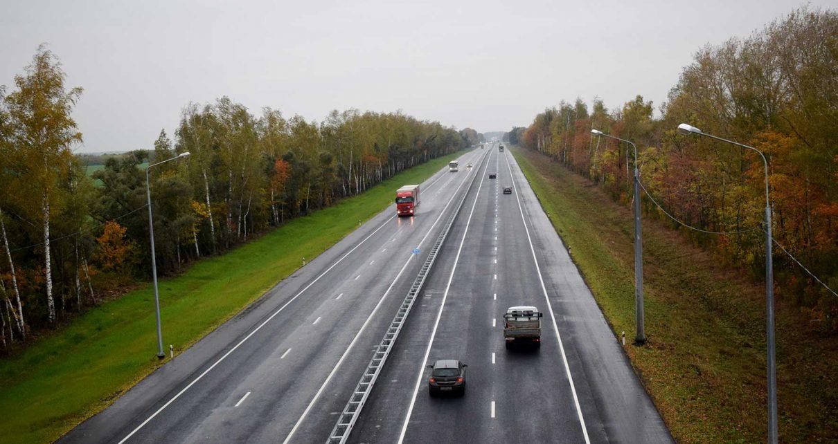 Дорогу до Екатеринбурга расширят до четырёх полос