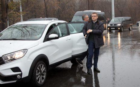 Алексей Текслер лично проверяет качество ремонта дорог