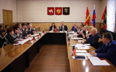 Вслед за депутатами Розы согласие на объединение трёх поселений в Коркинский муниципальный округ дали депутаты Коркино и района