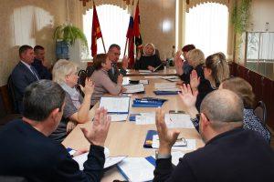 Розинские депутаты приняли решение по объединению посёлка с Коркинским районом