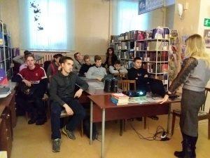 Коркинским студентам напомнили о важности ведения здорового образа жизни